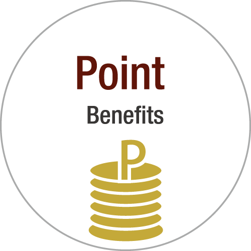 Point - Benefits