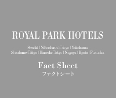 RPYAL PARK  HOTELS Fact Sheet